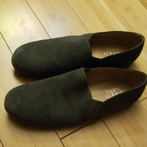 Dark Grey Casual Dress Shoes